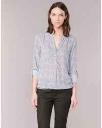S.oliver | Litobade Women's Blouse In White | Lyst