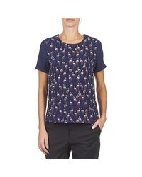 Moony Mood - Fantine Women's Blouse In Blue - Lyst