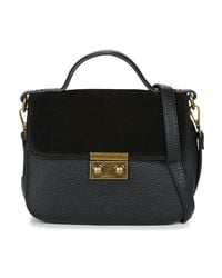 Pepe Jeans Black Alena Women's Shoulder Bag In Multicolour