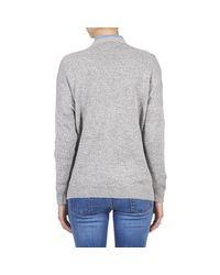Casual Attitude - Gray Grogri Women's In Grey for Men - Lyst