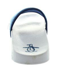 Original Penguin - Party Men's Mules / Casual Shoes In Blue for Men - Lyst