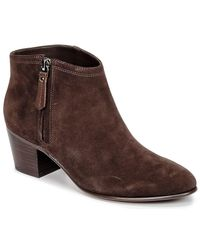 Clarks - Maypearl Alice Women's Low Ankle Boots In Brown - Lyst