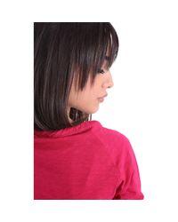 Liu Jo   T66075j5234 T-shirt Women Fuchsia Women's Sweater In Pink   Lyst