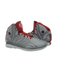 Adidas - Gray D Rose 45 Men's Basketball Trainers (shoes) In Grey for Men - Lyst