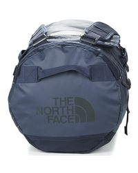 The North Face - Base Camp Duffel M Men's Travel Bag In Blue for Men - Lyst