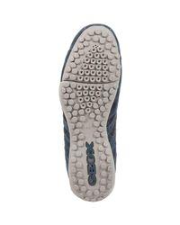 Geox | U7207h 022an Sneakers Man Blue Men's Walking Boots In Blue for Men | Lyst
