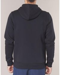 Under Armour - Rival Fitted Full Zip Men's Sweatshirt In Black for Men - Lyst