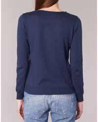 Moony Mood - Gastafiori Women's Sweater In Blue - Lyst