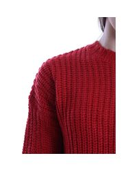 Pepe Jeans - Pl700978 Jumper Women Women's Polo Shirt In Red - Lyst