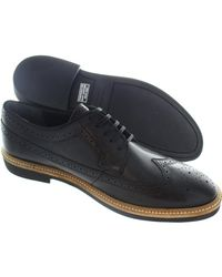 Frank Wright - Haig Men's Casual Shoes In Black for Men - Lyst