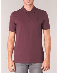 Jack & Jones - Stone Core Men's Polo Shirt In Red for Men - Lyst