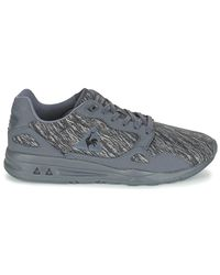 Le Coq Sportif - Gray Lcs R900 Interstellar Jacquard Men's Shoes (trainers) In Grey for Men - Lyst