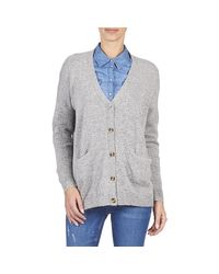 Casual Attitude - Gray Grogri Women's In Grey for Men - Lyst