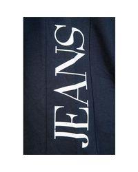 Armani Jeans - T Shirt V Neck 6y6t16 6j00z Men's T Shirt In Blue for Men - Lyst