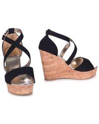 Linzi - Demi Women's Sandals In Black - Lyst