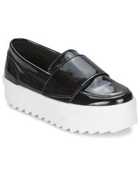 Shellys London - Umireri Women's Casual Shoes In Black - Lyst
