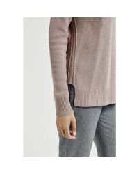 Max & Moi - Pullover Nation Pink Woman Autumn/winter Collection Women's Sweater In Pink - Lyst