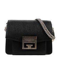 Givenchy Black Gv3 Mini Bag