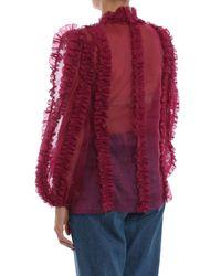 Dolce & Gabbana Red Shirt