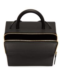 Building Block - Black Box Bag - Lyst