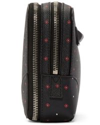 Givenchy - Black Printed Travel Case - Lyst