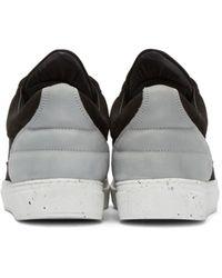 Filling Pieces - Black Neoprene Speckle Sneakers for Men - Lyst