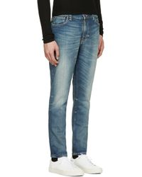Nudie Jeans - Blue Brut Knut Jeans for Men - Lyst
