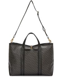 Pierre Hardy - Black Canvas Polycube Tote - Lyst