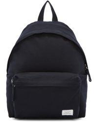 Rag & Bone   Blue Navy Canvas Standard Backpack for Men   Lyst