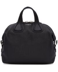 Givenchy | Black Medium Nightingale Bag | Lyst