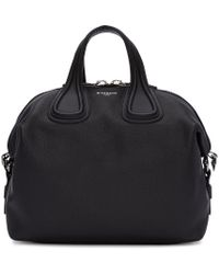 Givenchy | Black Medium Nightingale Bag | Lyst