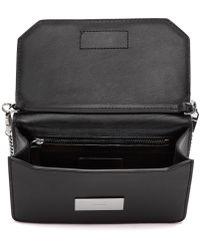 Carven - Black Chain Shoulder Bag - Lyst