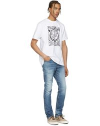 Vans | White Taka Hayashi Edition Stained Glass T-shirt for Men | Lyst