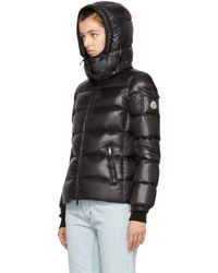 Moncler - Black Down Berre Jacket - Lyst