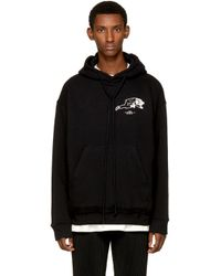 Song For The Mute | Black Nothing Edition 'super Dry' Hoodie for Men | Lyst