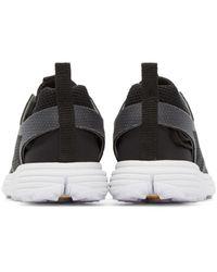 Marcelo Burlon - Black Mesh Conchali Sneakers - Lyst