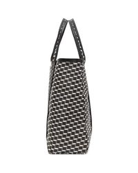 Pierre Hardy - Black & White Archi Cube Tote - Lyst