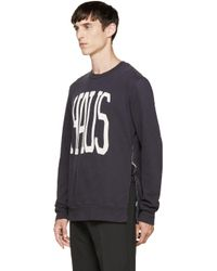 Paul Smith - Blue Haus Pullover for Men - Lyst