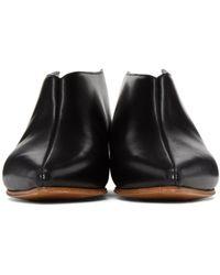Alumnae - Black Mule Boots - Lyst