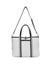 Pierre Hardy - Black Tricolor Canvas Polycube Tote - Lyst