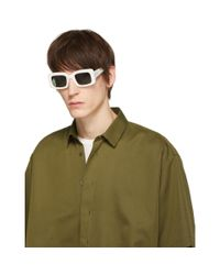 Raen - Multicolor White Luxury Wig Edition Flatscreen Sunglasses for Men - Lyst