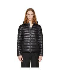 Mackage - Black Down Goran Hooded Jacket for Men - Lyst