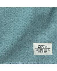 Katin - Fletching Swim Trunk - Overcast Blue for Men - Lyst