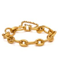 Yossi Harari - Metallic Rachel Link Bracelet - Lyst