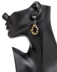 Yossi Harari - Multicolor Libra Pear Shaped Drop Earrings - Lyst