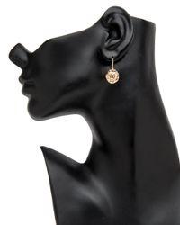 Julie Cohn - Metallic Bronze Moon Earrings - Lyst