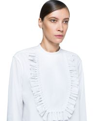 Ports 1961 - White Long Sleeves Shirt - Lyst