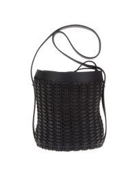 Paco Rabanne - Black Bucket Bag - Lyst