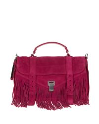 Proenza Schouler - Red Ps1 Fringe Medium - Lyst