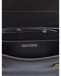 Miu Miu - Black Madras Pochette Style Bag - Lyst